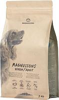 Корм для собак Magnusson Adult Meat&Biscuit F210200 (2кг) -