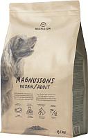 Корм для собак Magnusson Adult Meat&Biscuit F210450 (4.5кг) -