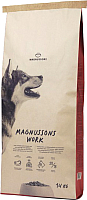 Корм для собак Magnusson Meat & Biscuit Work F23140 (14кг) -