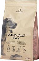 Корм для собак Magnusson Junior Meat&Biscuit F240450 (4.5кг) -