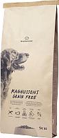 Корм для собак Magnusson Grain Free Meat&Biscuit / F251400 (14кг) -