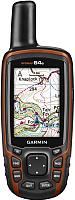 Туристический навигатор Garmin GPSMAP 64s / 010-01199-10 (общемировой) -