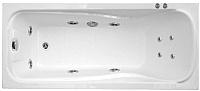 Ванна акриловая Triton Кэт 150x70 Базовая (с гидромассажем) -