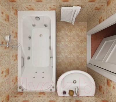 Ванна акриловая Triton Кэт 150x70 Стандарт (с гидромассажем)