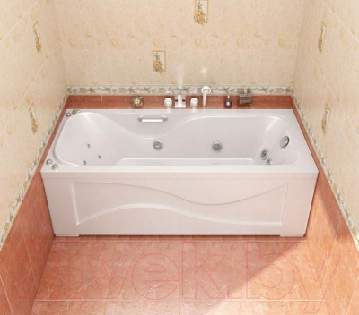 Ванна акриловая Triton Катрин 170x70 Базовая (с гидромассажем)