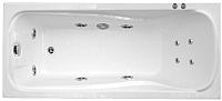 Ванна акриловая Triton Катрин 170x70 Стандарт (с гидромассажем) -