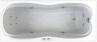Ванна акриловая Triton Эмма 170x70 Люкс (с гидромассажем) -
