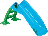 Горка PalPlay Пеликан 607 (голубой/зеленый) -