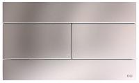 Кнопка для инсталляции Oliveira & Irmao Slim 659046 (матовый хром) -