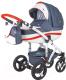 Детская универсальная коляска Adamex Vicco Standard 2 в 1 (R1) -