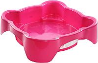 Песочница-бассейн PalPlay Квадратная 374 (розовый) -
