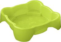 Песочница-бассейн PalPlay Квадратная 374 (зеленый) -