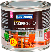 Морилка LuxDecor Орех (750мл) -