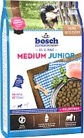 Корм для собак Bosch Petfood Medium Junior (15кг) -