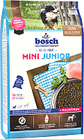 Корм для собак Bosch Petfood Mini Junior (15кг) -