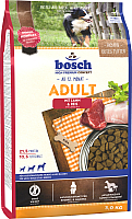 Корм для собак Bosch Petfood Adult Lamb&Rice (3кг) -