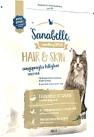 Корм для кошек Bosch Petfood Sanabelle Hair&Skin (400г) -