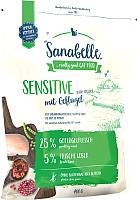Корм для кошек Bosch Petfood Sanabelle Sensitive Poultry (400г) -