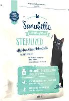 Корм для кошек Bosch Petfood Sanabelle Sterilized (400г) -