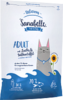 Корм для кошек Bosch Petfood Sanabelle Delicious Adult Salmon&Sweetpotato (2кг) -