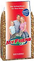 Корм для кошек Bosch Petfood My Friend Cat (10кг) -