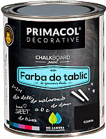 Краска Primacol С эффектом школьной доски (750мл, зеленый) -