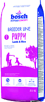 Корм для собак Bosch Petfood Breeder Puppy Lamb&Rice (20кг) -