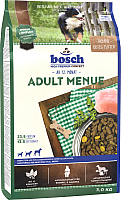 Корм для собак Bosch Petfood Adult Menue (3кг) -