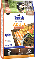 Корм для собак Bosch Petfood Adult Salmon&Potato (3кг) -