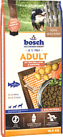 Корм для собак Bosch Petfood Adult Salmon&Potato (15кг) -