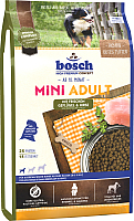 Корм для собак Bosch Petfood Mini Adult Poultry&Spelt (1кг) -