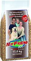 Корм для собак Bosch Petfood My Friend Dog Soft (15кг) -