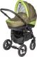 Детская универсальная коляска Aneco Hamer 2 в 1 (темно-зеленый) -
