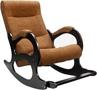 Кресло-качалка Calviano Бастион 2 с подножкой (magic) -