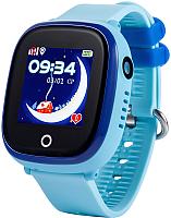 Умные часы детские Wonlex GW400X (голубой) -