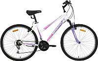 Велосипед Mikado Blitz Evo Lady 26SHV.BLITZEVOL.16WT8 (белый/фиолетовый) -