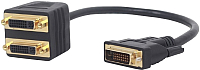 Сплиттер Cablexpert A-DVI-2DVI-01 -