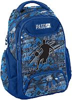 Школьный рюкзак Paso 18-2908BB/16 -