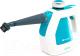 Пароочиститель Kitfort KT-918-3 (белый/бирюзовый) -