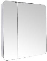 Шкаф с зеркалом для ванной Аква Родос Рома 70 / АР0001726 -