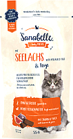 Лакомство для кошек Bosch Petfood Sanabelle Snack Pollack&Figs (55г) -