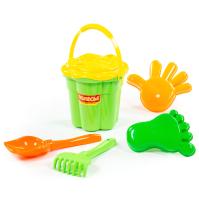 Набор игрушек для песочницы Полесье Набор №308 / 35585 -