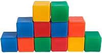 Развивающая игрушка Крошка Я Набор цветных кубиков / 1180367 -