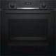 Электрический духовой шкаф Bosch HBG517BB0R -
