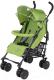 Детская прогулочная коляска Quatro Lily (2/зеленый) -