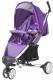 Детская прогулочная коляска Quatro Rosa (9) -