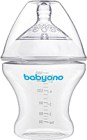 Бутылочка для кормления BabyOno Антиколиковая / 1450 (180мл) -