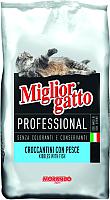 Корм для кошек Miglior Gatto Professional Kibbles Fish (15кг) -