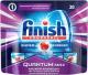 Таблетки для посудомоечных машин Finish Quantum Max (20шт) -