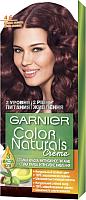 Крем-краска для волос Garnier Color Naturals Creme 4.6 (дикая вишня) -